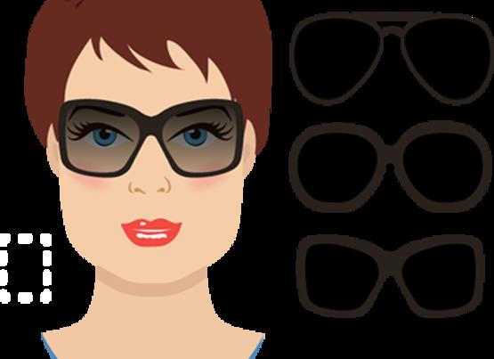 kare - Gözlük Seçimi