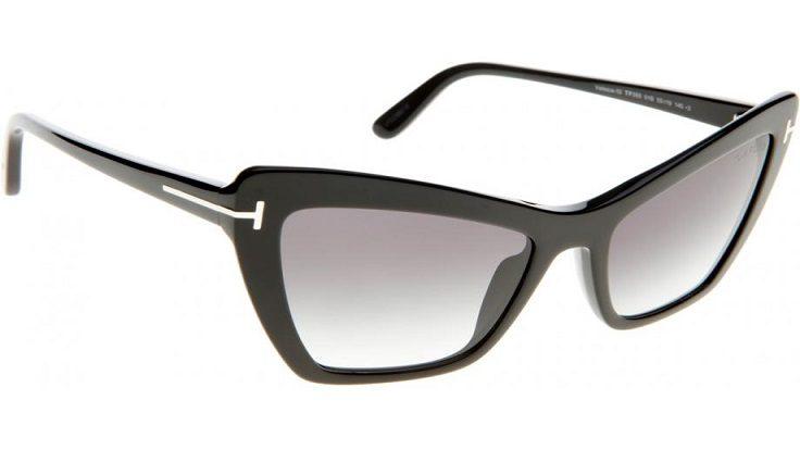 Tom Ford FT0555 01B Kadın Güneş Gözlüğü