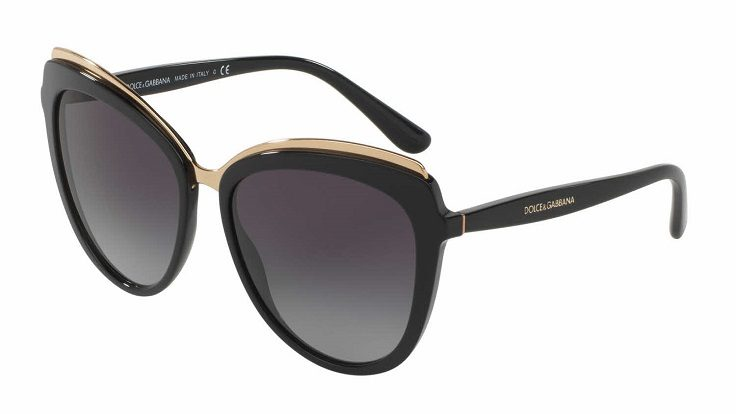 Dolce & Gabbana DG4304 Kadın Güneş Gözlüğü