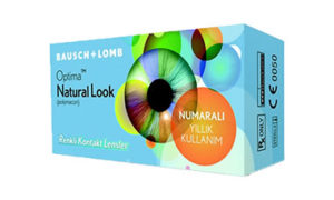 naturallook numarali 1 300x180 - Bausch + Lomb Lensleri