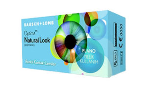 naturallook numarasiz 300x180 - Bausch + Lomb Lensleri