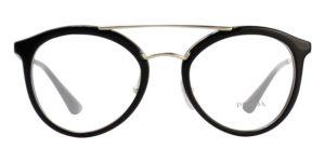 prada eyeglasses prada pr15tv black 300x150 - Prada PR15TV Unisex Numaralı Gözlük