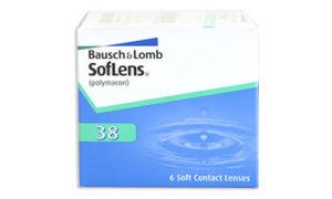 soflens 38 1 l 300x180 - Bausch + Lomb Lensleri
