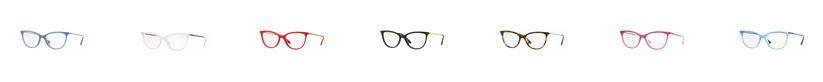 1 - Vogue VO5239 Kadın Numaralı Gözlük